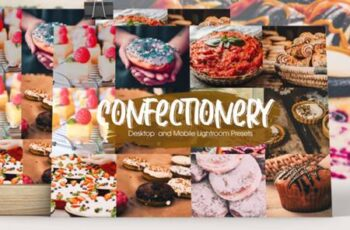 Sweet Confectionery Lightroom Presets 5967533 9
