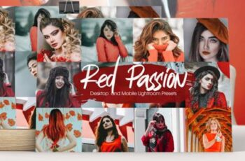Red Passion Lightroom Presets 5747861 7
