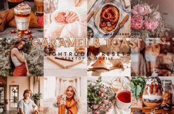97 Caramel & Toast Presets 4985090 6