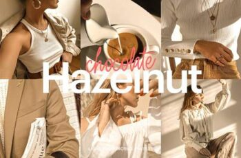 Lightroom Theme-Hazelnut Chocolate 4973226 4