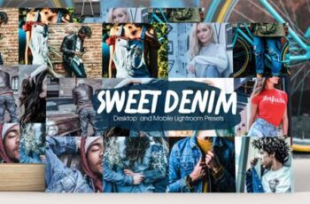 Sweet Denim Lightroom Presets 6034233 3