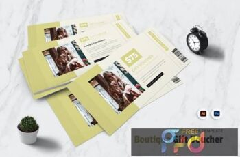Boutique Gift Voucher 52EZJWB 4