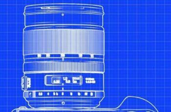 Blueprint Photoshop Action 20041876 3