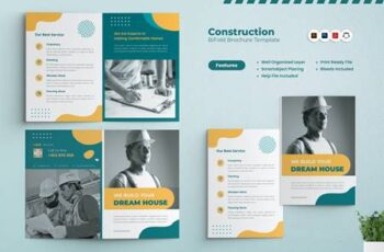 Construction Bi-Fold Brochure J7LSKBP 6
