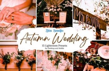 Autumn Wedding Lightroom Presets 5480303 6