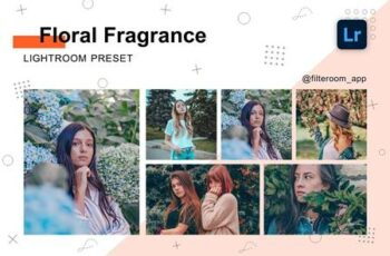 Floral Fragrance - Lightroom Presets 5239931 6
