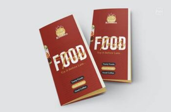 Food Trifold Brochure S5YJWYC 4