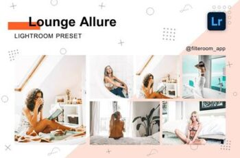Lounge Allure - Lightroom Presets 5239925 2