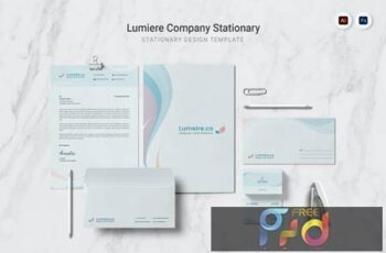 Lumiere Company Stationary 4SDPNPH 6