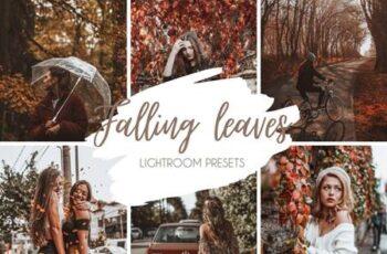 Falling Leaves Mobile & Desktop Lightroom Presets 5461468 6