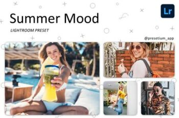 Summer Mood - Lightroom Presets 5227405 7