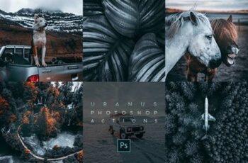 URANUS Photoshop Actions 28314320 5