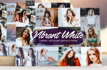 Vibrant White Lightroom Presets 6099120 5