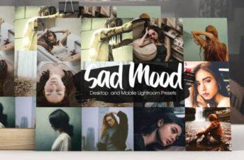 Sad Mood Lightroom Presets 6135309 3