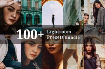 100+ Lightroom Presets Bundle 5363527 2