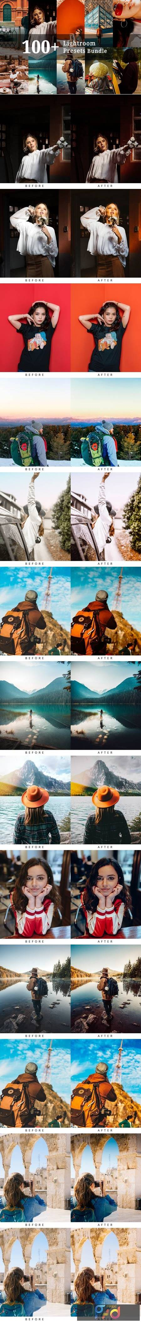 100+ Lightroom Presets Bundle 5363529 1