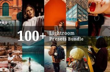 100+ Lightroom Presets Bundle 5363529 6