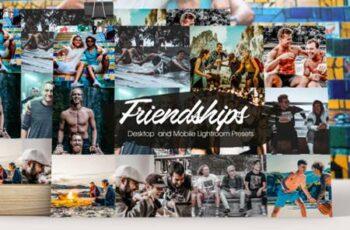 Friendships Lightroom Presets 6055307 3
