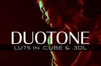 3d LUTs - Duotone 5027770 3