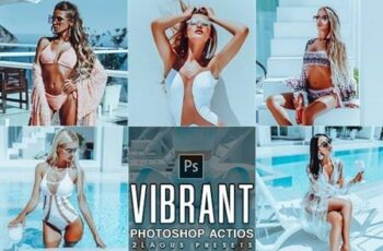 Vibrant Portrait Photoshop Actions 28817494 7