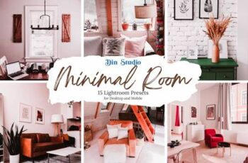 Minimal Room Lightroom Presets KZER3AY 3