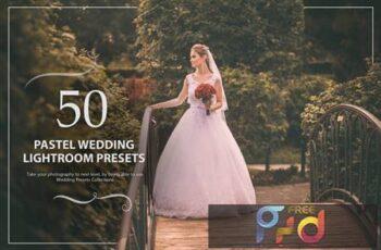 50 Pastel Wedding Lightroom Presets 9WU2BDT 7
