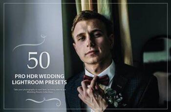 50 Pro HDR Wedding Lightroom Presets TJKCMY5 3