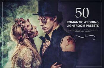 50 Romantic Wedding Lightroom Presets 9NVSNCN 7