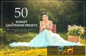 50 Sunset Lightroom Presets 9U9DE6U 4