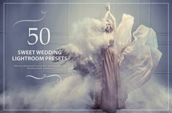 50 Sweet Wedding Lightroom Presets KC5AJMZ 6