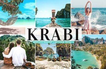 Krabi Pro Lightroom Presets 5448484 5