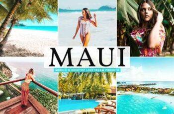 Maui Pro Lightroom Presets 5448415 2
