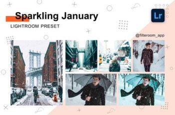 Sparkling January Lightroom Presets 5239699 5