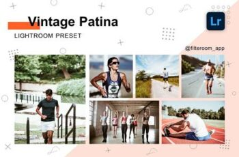Vintage Patina - Lightroom Presets 5239707 7