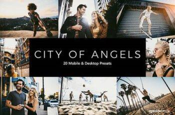 20 City of Angels Lightroom Presets & LUTs 28763921 7