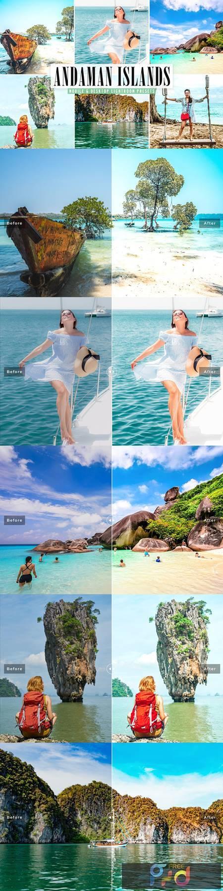 Andaman Islands Pro Lightroom Preset 5448246 1