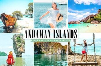 Andaman Islands Pro Lightroom Preset 5448246 7
