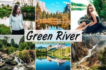 Green River Pro Lightroom Presets 5448220 5