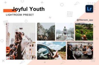 Joyful Youth - Lightroom Presets 5238825 3