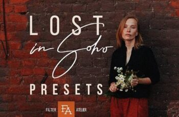 Lost in Soho - Lightroom & ACR Presets 5449067 5