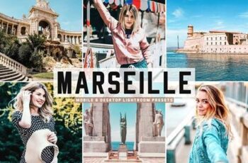 Marseille Pro Lightroom Presets 5448339 6
