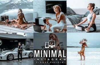 Minimal Lifestyle Presets (Mobile and Desktop) 28751840 4