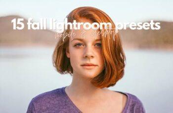 15 Fall - Autumn Lightroom Presets 5499857 14