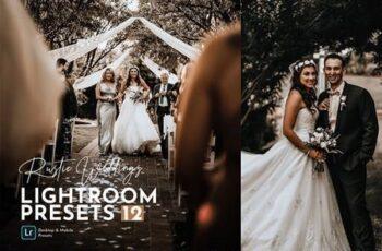 Rustic Wedding Lightroom Preset Pack 5492135 5