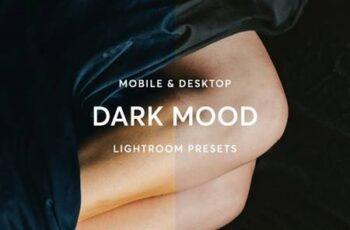 Dark Mood Lightroom Presets 28341971 3