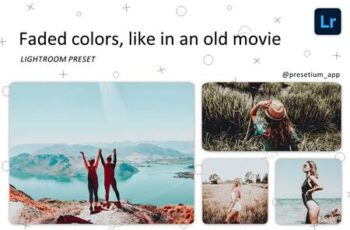 Faded colors - Lightroom Presets 5227322 2