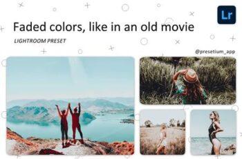 Faded colors - Lightroom Presets 5227322 4