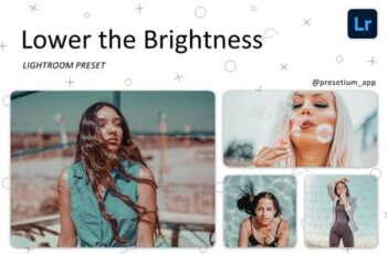 Lower Brightness - Lightroom Presets 5227335 6