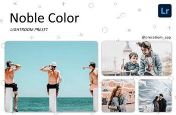 Noble Color - Lightroom Presets 5227299 5