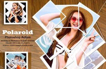 Polaroid Photoshop Action 5487881 2